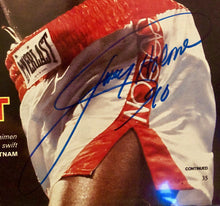 Larry Holmes signed Autographed 8x10 Boxing Photo