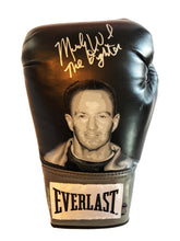 Irish Micky Ward The Fighter Signed Painted Autographed Boxing Glove