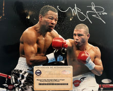 Miguel Cotto Autographed 8 x 10 Steiner certified boxing photo