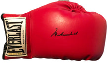 Muhammad Ali Field of Dreams Autographed vintage Everlast Boxing Glove