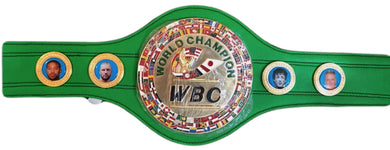 Creed 2 WBC Custom Hand made Movie Boxing Belt with Cast Photos.