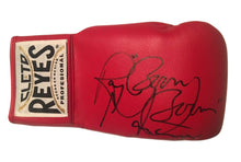 Ray Boom Boom Mancini Autographed Reyes Boxing Glove