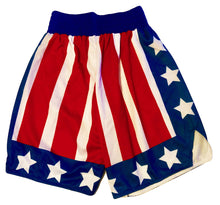 Rocky or Creed Hand made Boxing Trunks to get signed