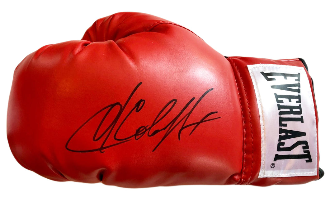 Sergey Krusher Kovalev Autographed Everlast Boxing Glove with COA
