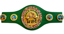 "Tommy ""Hitman"" Hearns Autographed Full Size WBC Championship Boxing Belt, Beckett"
