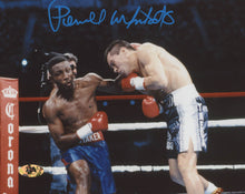 Pernell Whitaker Signed autographed authentic 8x10 Photo