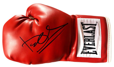 Dolph Lundgren Autographed Everlast Boxing Glove