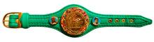 WBC Mini Wrist Watch style Bracelet Championship belt