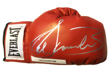 'Saul' Canelo Alvarez Autographed Signed Everlast Red Boxing Glove