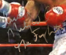 Micky Ward Autographed signed in silver Boxing Photo - 8x10