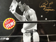 George Foreman Signed Autographed 8X10 Boxing Photo OA