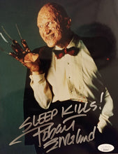 "Robert Englund Signed Autographed 8X10 Photo ""Nightmare on Elm-Street"" JSA"