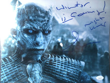 Richard Brake Autograph 8x10 Photo Game of Thrones Night King Signed JSA COA