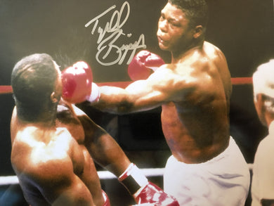 Tyrell Biggs Signed Authentic Autographed 8x10 Photo Hand Signed COA