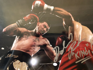 Gabriel Rosado Signed Authentic Autographed 8x10 Photo Hand Signed COA