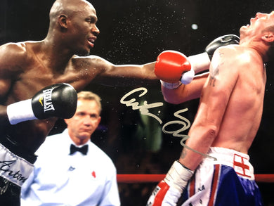 Antonio Tarver Signed Authentic Autographed 8x10 Photo Hand Signed COA