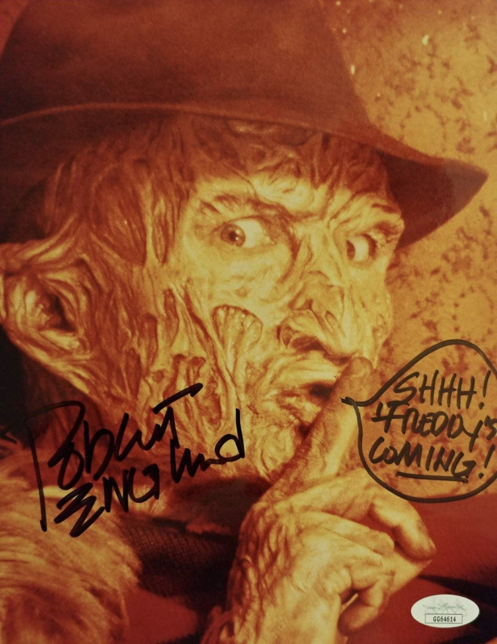 Robert Englund Signed Autographed 8X10 Photo