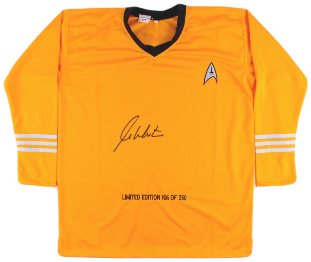 William Shatner Signed LE