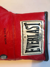 Cassius Clay Long and bold rare Autographed Everlast Boxing Glove with Dual certification.