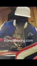 Floyd Mayweather Jr. Autographed WBA Full size Championship Boxing Belt, Photo proof.