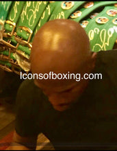 WBC Floyd Mayweather Jr. Autographed Championship belt in Silver with Photo.