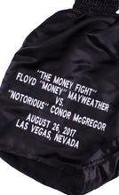 Floyd Mayweather Jr Signed TMT Custom Boxing Trunks (Beckett COA)