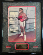 Muhammad Ali Autographed 16 x 20 Photo, Field of Dreams certified: SOLD!