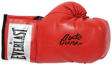 Roberto Duran Signed Everlast Boxing Glove (Beckett COA)