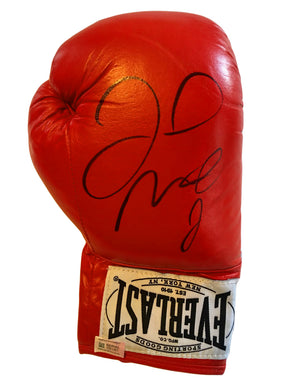 Floyd Mayweather Jr. U.K Autographed Boxing Glove, Authentic