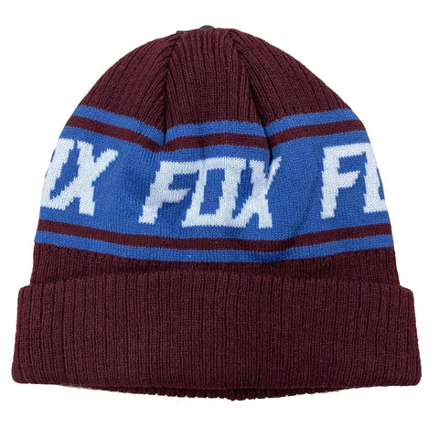 GORRO FOX WILD AND FREE GUINDA