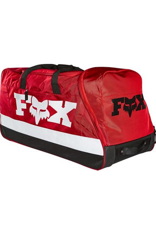 MALETA FOX 180 SHUTTLE ROJO FLAMA