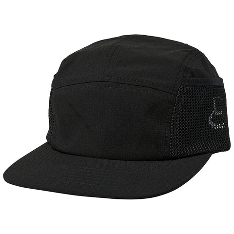 GORRA FOX SIDE POCKET FLEXFIT NEGRO