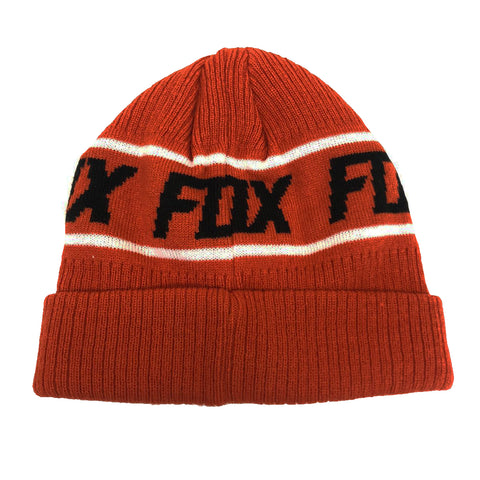 GORRO FOX WILD AND FREE NARANJA