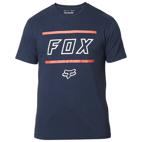 PLAYERA FOX AIRLINE SS MIDWAY AZUL MDNT
