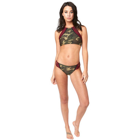 BIKINI FOX CORBIN LACE UP CAMO