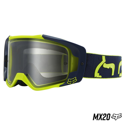 GOGGLE FOX VUE DUSC NAVY