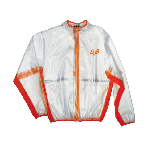 PROTECTOR FOX MX FLUID JACKET NARANJA