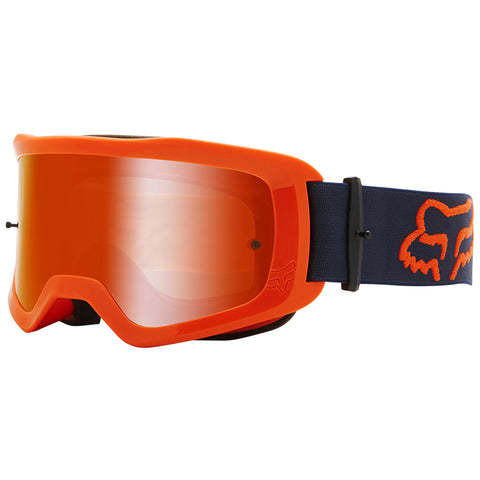GOGGLE FOX MAIN STRAY NARANJA FLO OS
