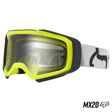 GOGGLE FOX AIRSPACE RACE GRIS