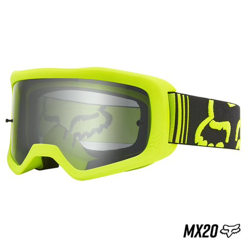 GOGGLE FOX MAIN AMARILLO FLO