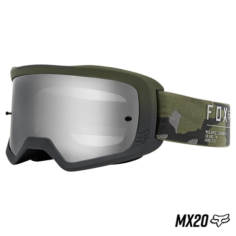 GOGGLE FOX MAIN  GAIN SPARK CAMO