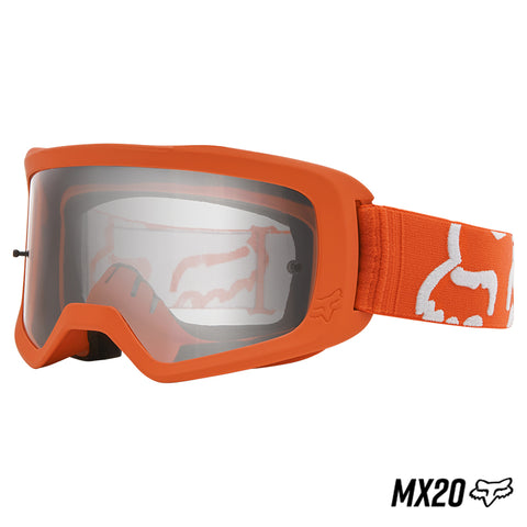 GOGGLE FOX MAIN RACE NARANJA FLORIDA