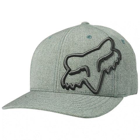 GORRA FOX CLOUDED FLEXFIT VERDE EUC