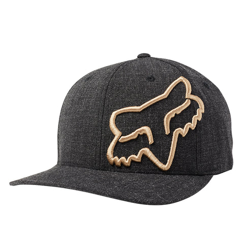GORRA FOX FLEXFIT CLOUDED NEGRO