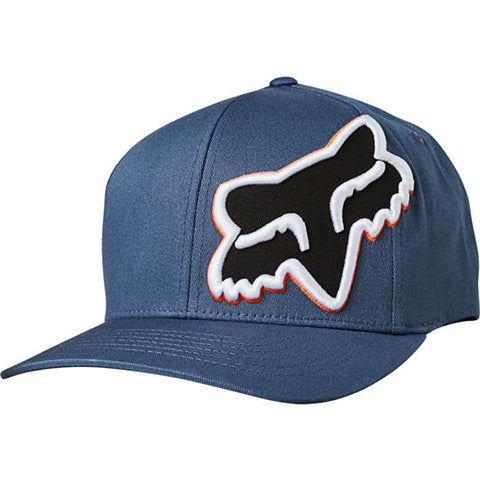 GORRA FOX FLEXFIT EPISCOPE AZUL