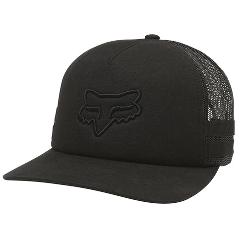 GORRA FOX HEAD TRIK TRUCKER DAMA NEGRO