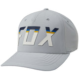 GORRA FOX ON DECK FLEXFIT GRIS
