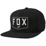 GORRA FOX SHIELDED SB NEGRO