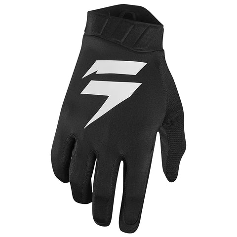 GUANTE SHIFT 3LACK AIR NEGRO/BLANCO