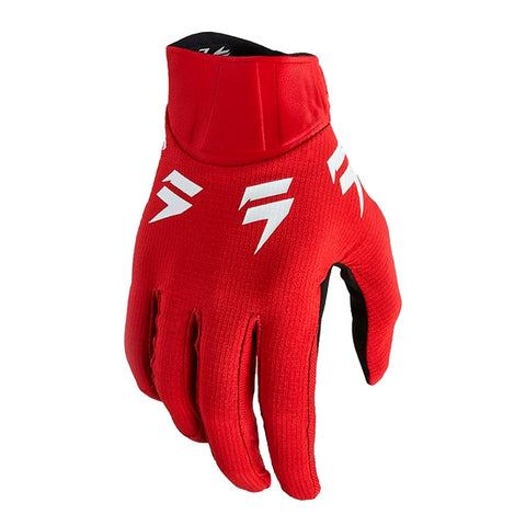 GUANTES SHIFT WHIT3 LABEL TRAC ROJO